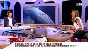 Valérie Amarou sur i-Télé - 28/05/11 - 08