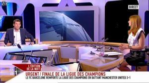Valérie Amarou sur i-Télé - 28/05/11 - 09