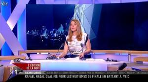 Valérie Amarou sur i-Télé - 28/05/11 - 14
