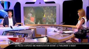 Valérie Amarou sur i-Télé - 28/05/11 - 19