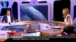 Valérie Amarou sur i-Télé - 28/05/11 - 20