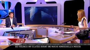 Valérie Amarou sur i-Télé - 28/05/11 - 22