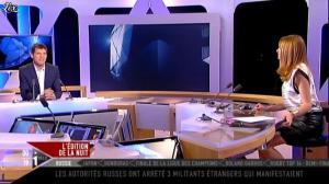 Valérie Amarou sur i-Télé - 28/05/11 - 23