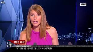 Valérie Amarou sur i-Télé - 29/05/11 - 02