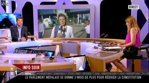 Valérie Amarou sur i-Télé - 29/05/11 - 03