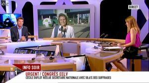 Valérie Amarou sur i-Télé - 29/05/11 - 04