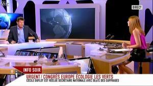 Valérie Amarou sur i-Télé - 29/05/11 - 05