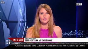 Valérie Amarou sur i-Télé - 29/05/11 - 13