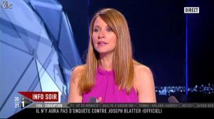 Valérie Amarou sur i-Télé - 29/05/11 - 17