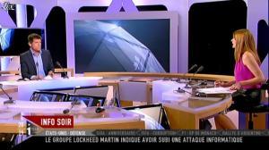 Valérie Amarou sur i-Télé - 29/05/11 - 19