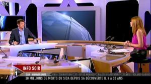 Valérie Amarou sur i-Télé - 29/05/11 - 20