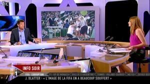Valérie Amarou sur i-Télé - 29/05/11 - 21