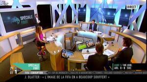 Valérie Amarou sur i-Télé - 29/05/11 - 23