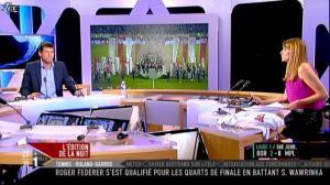 Valérie Amarou sur i-Télé - 29/05/11 - 25