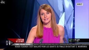 Valérie Amarou sur i-Télé - 29/05/11 - 26