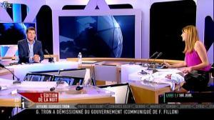 Valérie Amarou sur i-Télé - 29/05/11 - 27