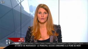 Valérie Amarou sur i-Télé - 29/10/11 - 02