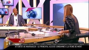 Valérie Amarou sur i-Télé - 29/10/11 - 03