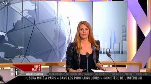 Valérie Amarou sur i-Télé - 29/10/11 - 05