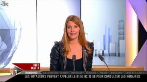 Valérie Amarou sur i-Télé - 29/10/11 - 06