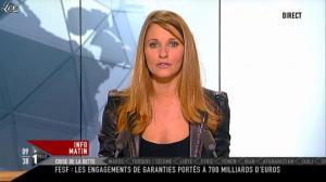 Valérie Amarou sur i-Télé - 29/10/11 - 10