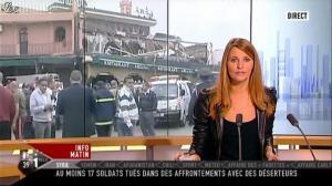 Valérie Amarou sur i-Télé - 29/10/11 - 11