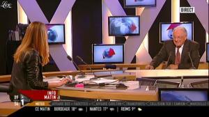 Valérie Amarou sur i-Télé - 29/10/11 - 12