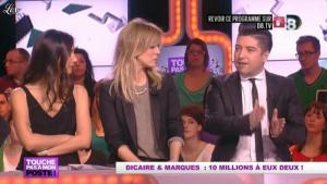 Véronic Dicaire et Elise Chassaing dans Touche pas à Mon Poste - 26/11/12 - 01