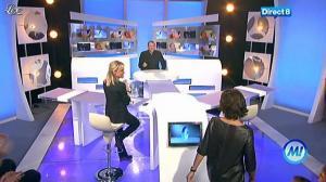 Virginie Guilhaume chez Morandini - 21/11/09 - 01
