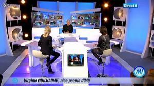 Virginie Guilhaume chez Morandini - 21/11/09 - 03