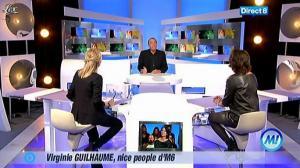 Virginie Guilhaume chez Morandini - 21/11/09 - 04