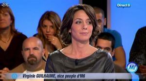 Virginie Guilhaume chez Morandini - 21/11/09 - 05