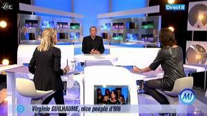 Virginie Guilhaume chez Morandini - 21/11/09 - 07