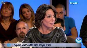 Virginie Guilhaume chez Morandini - 21/11/09 - 08