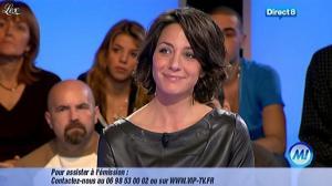 Virginie Guilhaume chez Morandini - 21/11/09 - 12