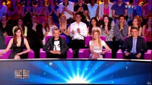 Alessandra Martines et Lara Fabian dans The Best - 30/08/13 - 01
