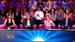 Alessandra Martines et Lara Fabian dans The Best - 30/08/13 - 02