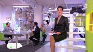 Alessandra Sublet dans C à Vous - 15/05/13 - 06
