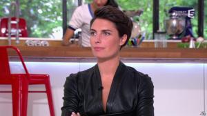 Alessandra Sublet dans C à Vous - 15/05/13 - 15