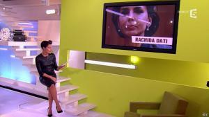 Alessandra Sublet dans C à Vous - 17/01/13 - 05