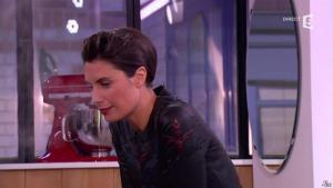 Alessandra Sublet dans C à Vous - 17/01/13 - 15