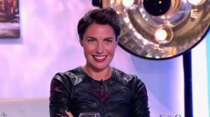 Alessandra Sublet dans C à Vous - 17/01/13 - 20