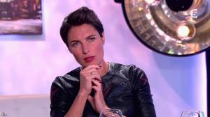 Alessandra Sublet dans C à Vous - 17/01/13 - 22