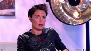 Alessandra Sublet dans C à Vous - 17/01/13 - 24