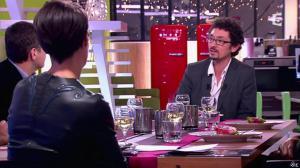 Alessandra Sublet dans C à Vous - 17/01/13 - 27