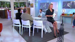 Anne-Sophie Lapix dans C à Vous - 22/10/13 - 04