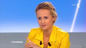 Caroline Roux dans C Politique - 03/03/13 - 05