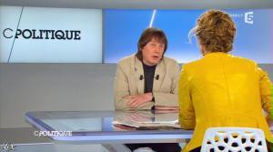 Caroline Roux dans C Politique - 03/03/13 - 06