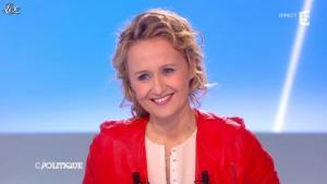 Caroline Roux dans C Politique - 10/02/13 - 03