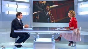 Caroline Roux dans C Politique - 10/02/13 - 04